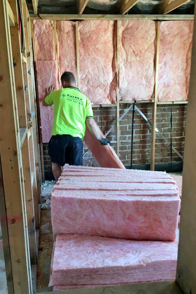 Bella Vista Insulation Installers